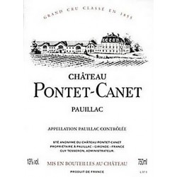 Ch. Pontet Canet 2005