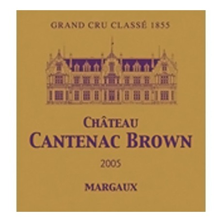 Ch. Cantenac Brown 2005
