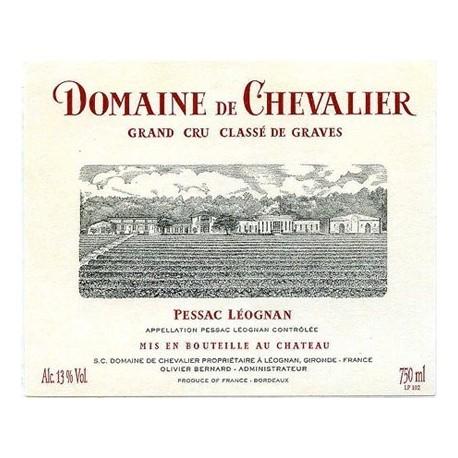 Domaine De Chevalier Rge 2009