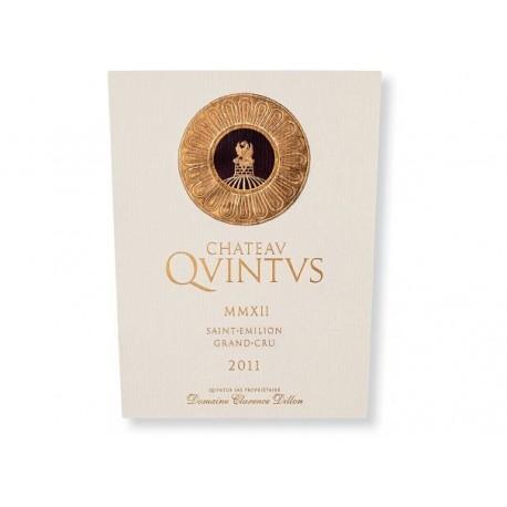 Château Quintus 2016