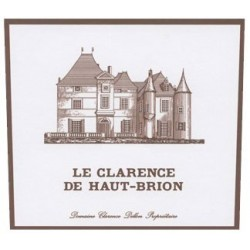 Le Clarence de Haut-Brion 2016