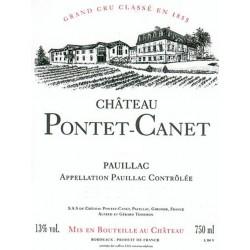 Château Pontet Canet 2009