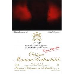 Château Mouton Rothschild 2009