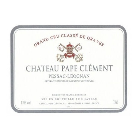 Ch. Pape Clement Rge 2010