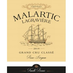 Château Malartic-Lagraviere Rge 2019
