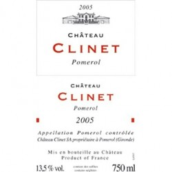 Ch. Clinet 2009